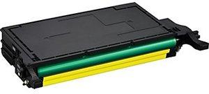Huismerk Samsung CLT-Y5082L geel