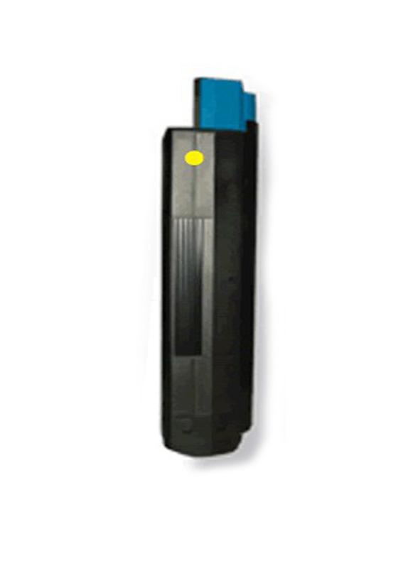 Olivetti B0458 toner geel