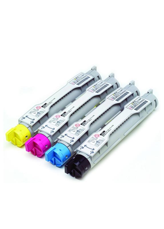 Olivetti B0465 tonerkit kleur