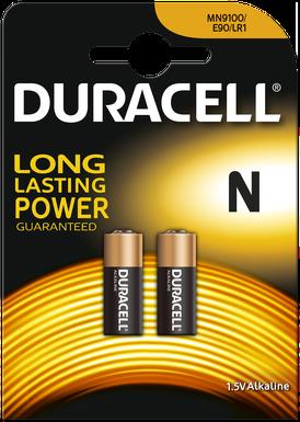 Duracell N (Plus Power)