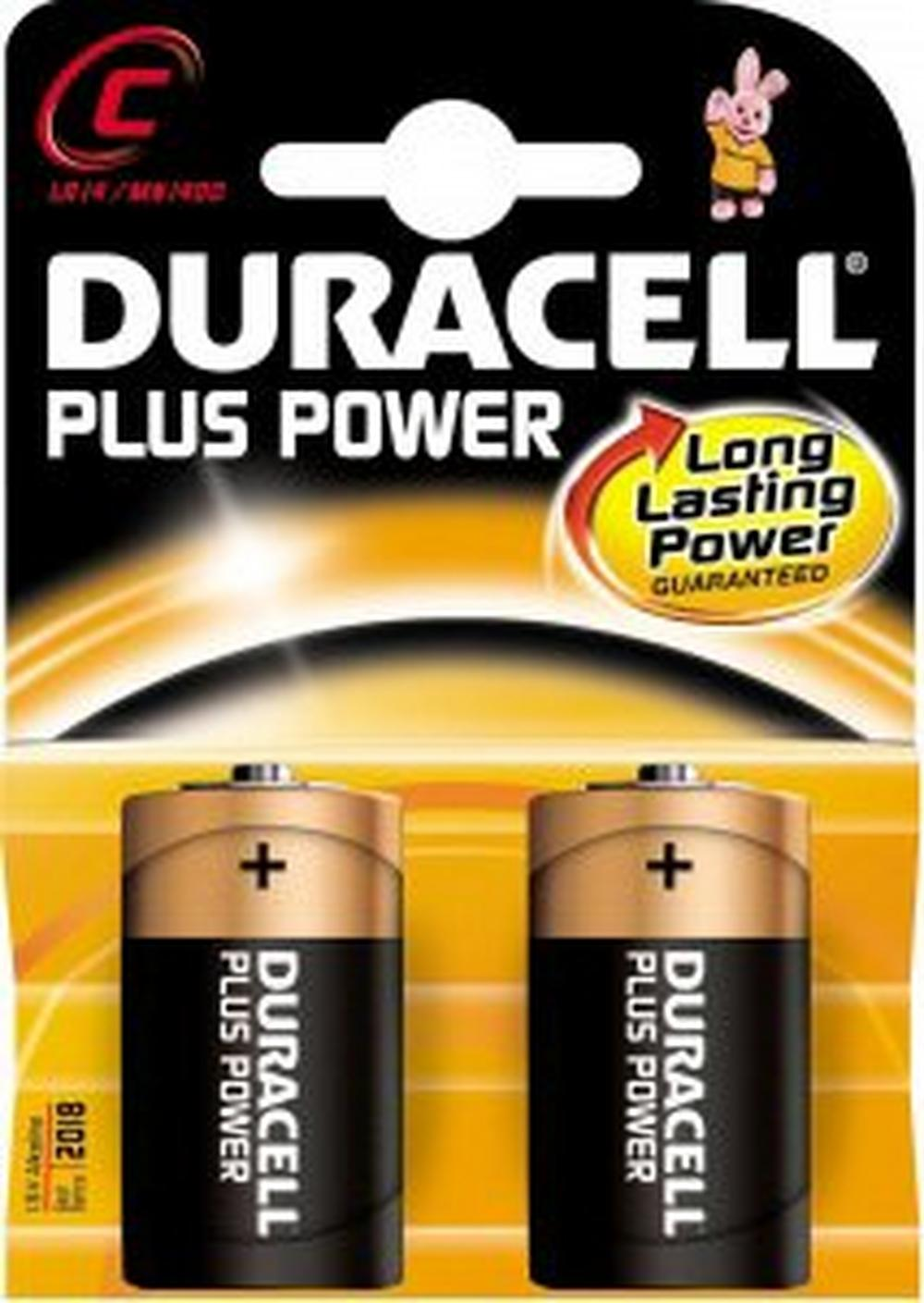 Duracell C Plus Power