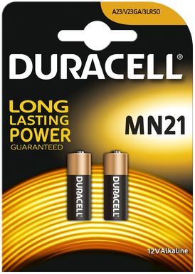 Duracell MN21 12V Long Lasting Power