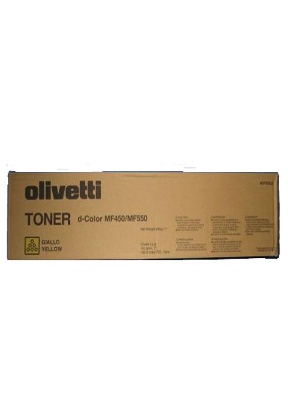 Olivetti B0652 Toner geel