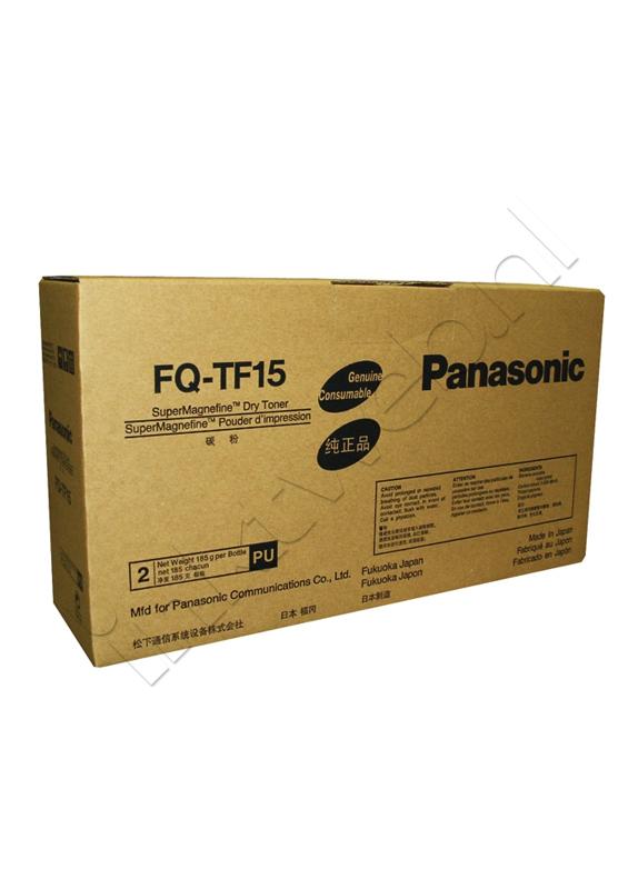 Panasonic FQ-TF15 Toner zwart