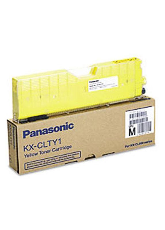 Panasonic KX-CLTY1 Toner geel