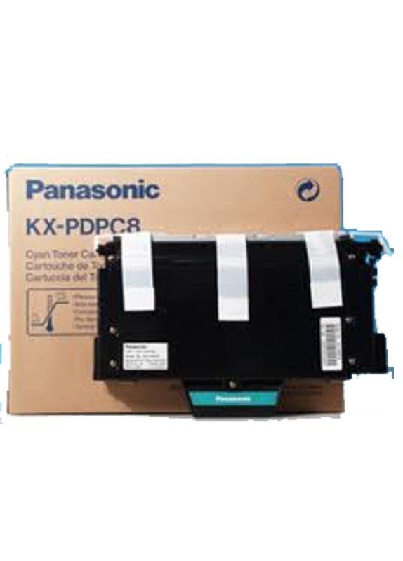 Panasonic KXPDPC8 toner C 8415 cyaan