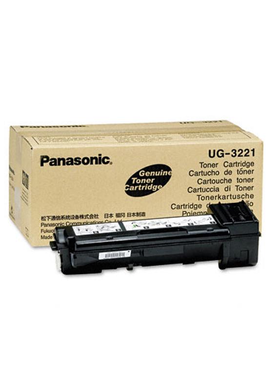 Panasonic UF-490 toner zwart