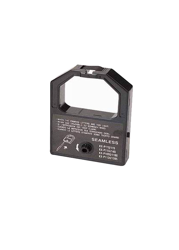 Huismerk Panasonic KXP145 inktlint zwart