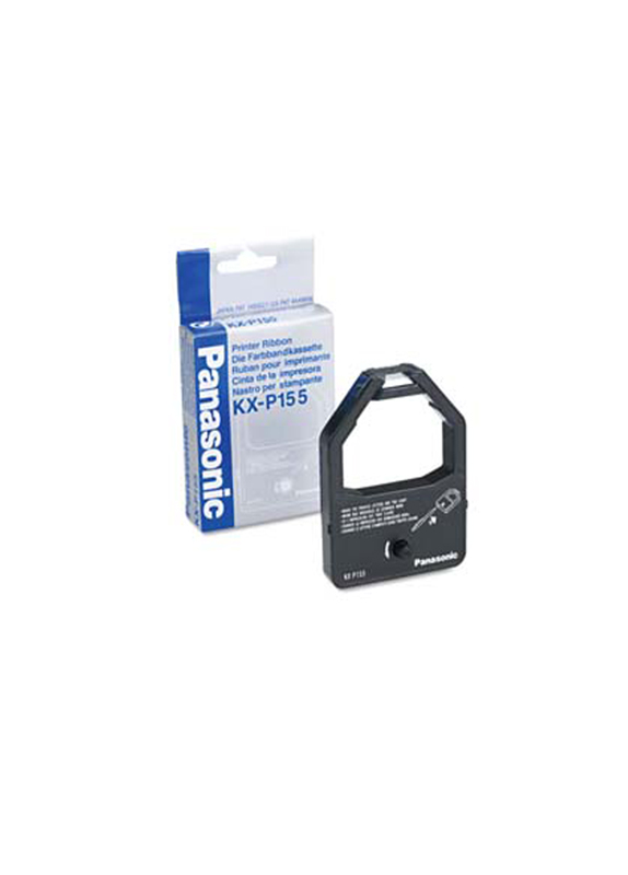 Panasonic KXP155 inktlint zwart