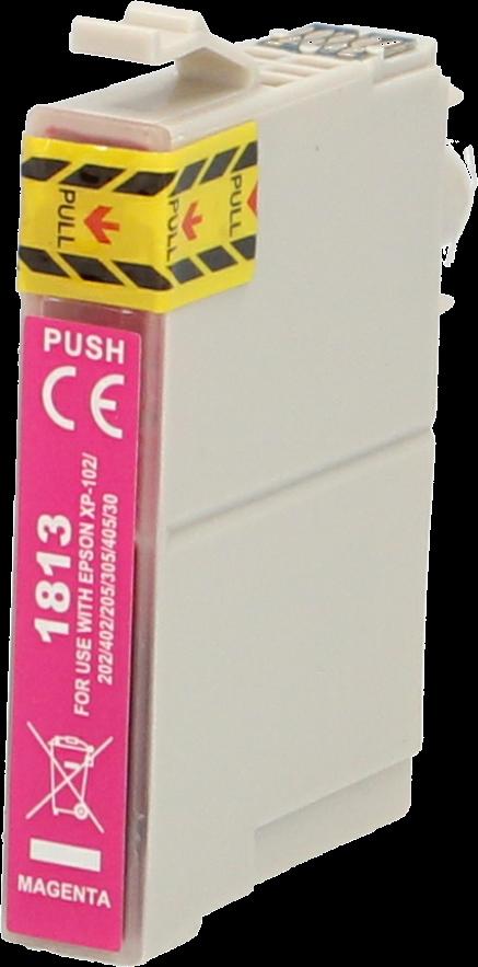 Huismerk Epson 18XL magenta