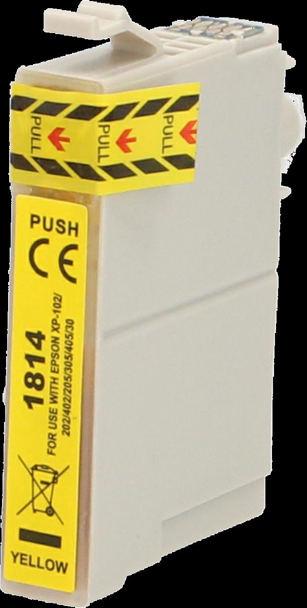 Huismerk Epson 18XL geel