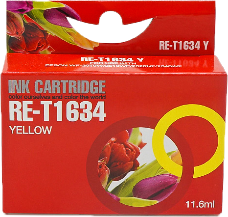Epson 16XL geel