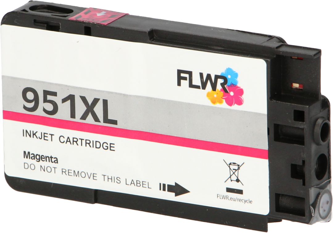 FLWR HP 951XL magenta