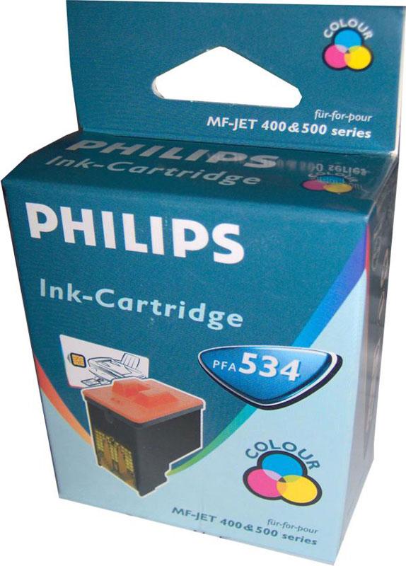 Philips PFA 534 kleur