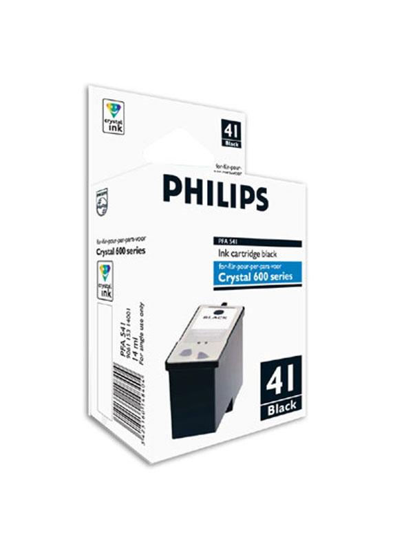 Philips PFA 541 zwart