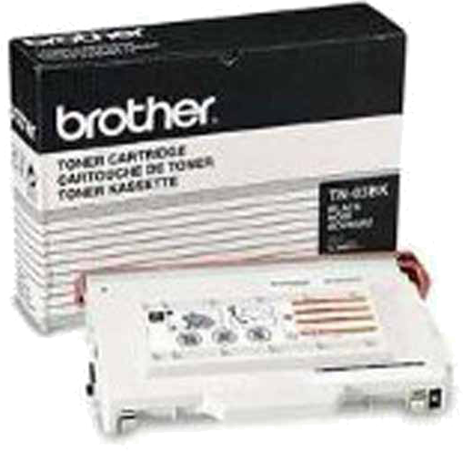Brother TN-03BK zwart