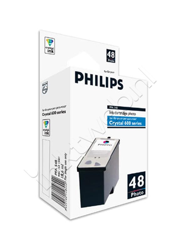 Philips PFA 548 foto kleur