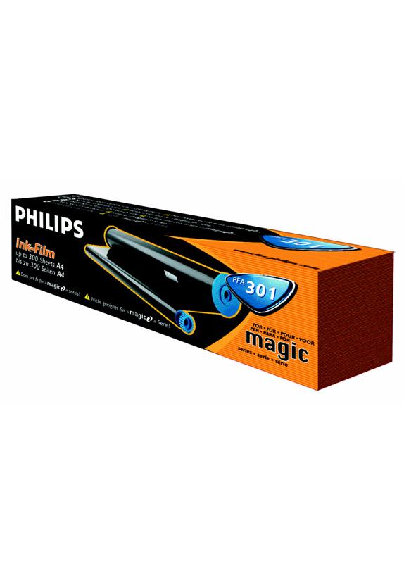 Philips PFA 301 inktfilm zwart