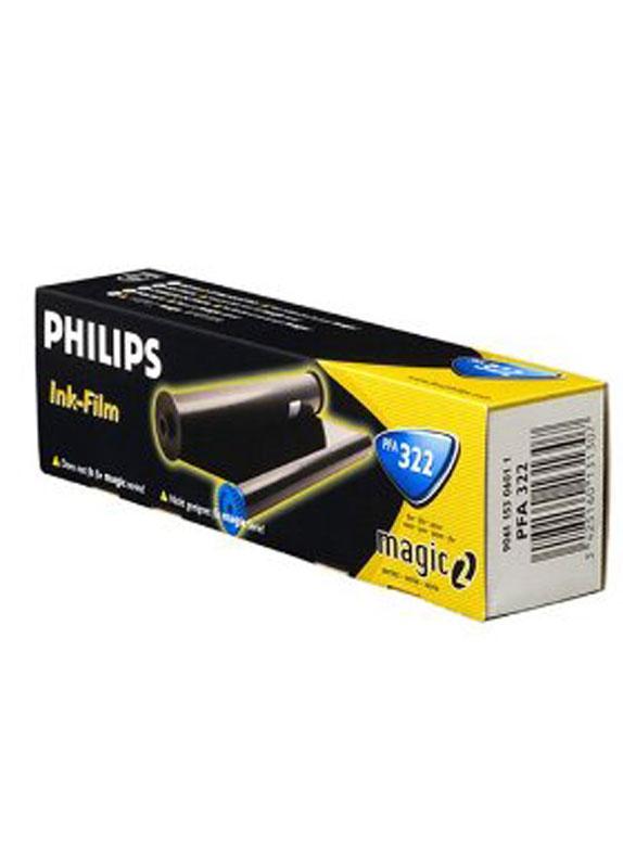 Philips PFA 322 inktfilm zwart