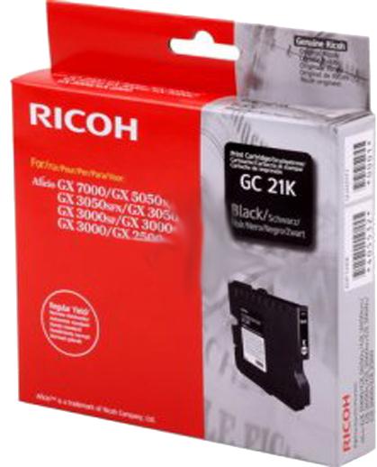 Ricoh GC-21K zwart