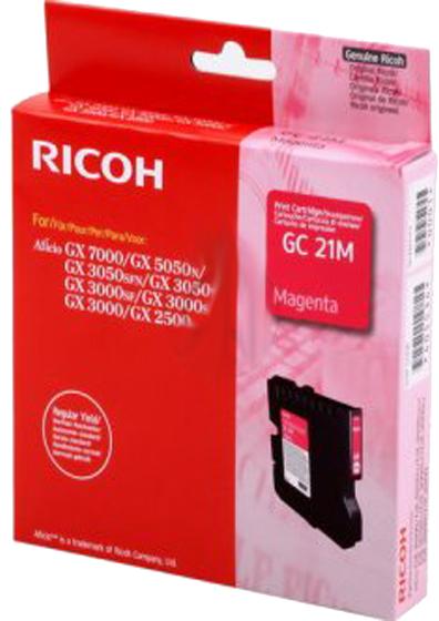Ricoh GC-21M magenta