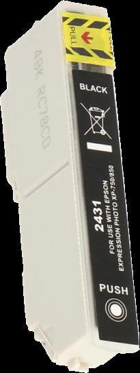FLWR Epson 24 zwart