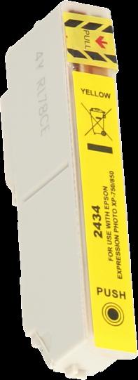 Huismerk Epson 24 geel