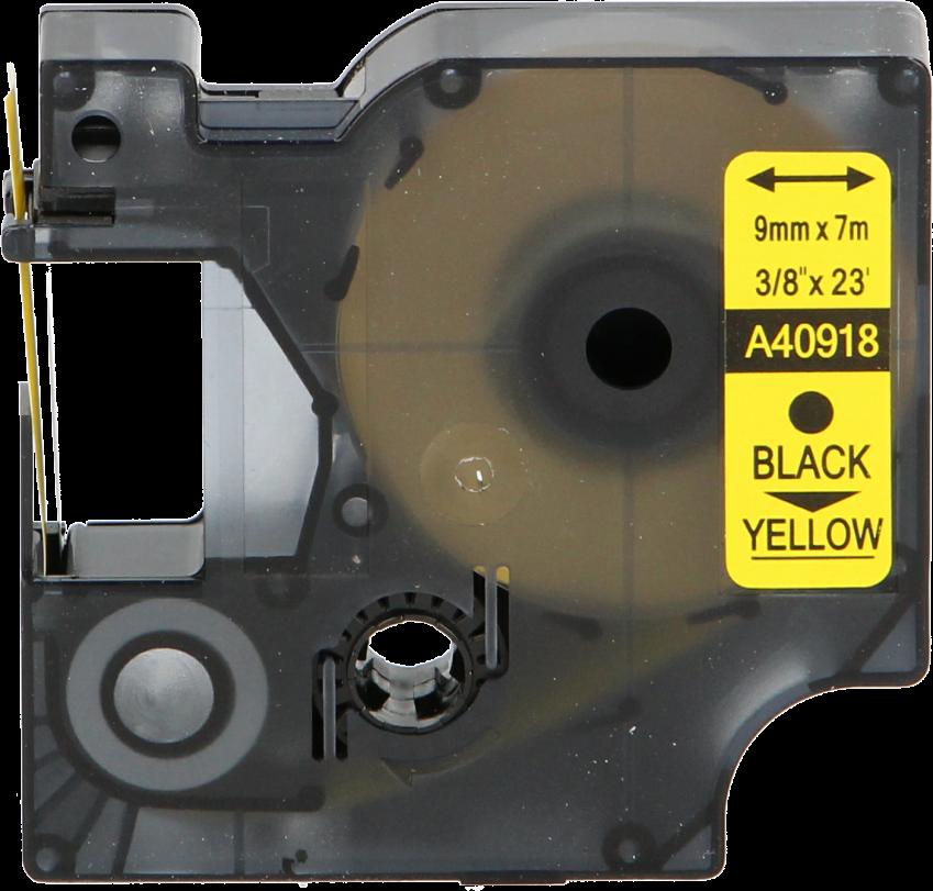 FLWR Dymo 40918 zwart