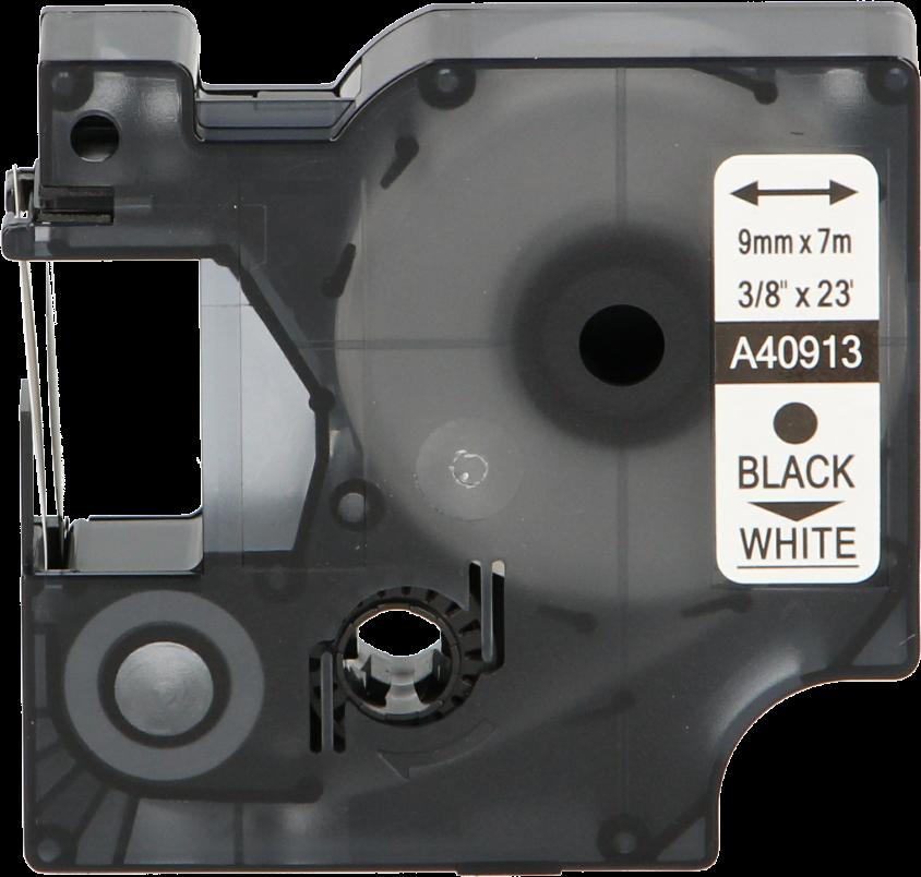 FLWR Dymo 40913 zwart