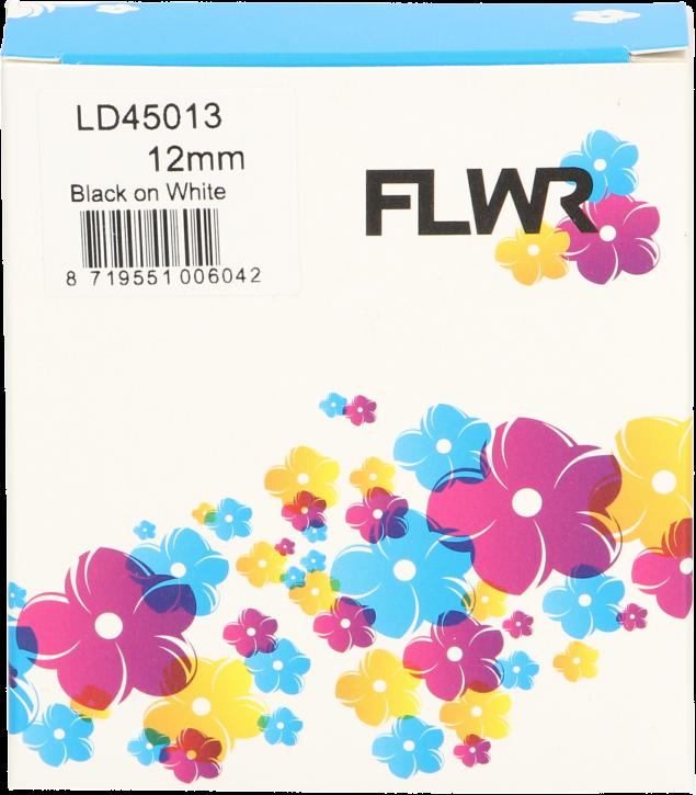 FLWR Dymo 45013 zwart