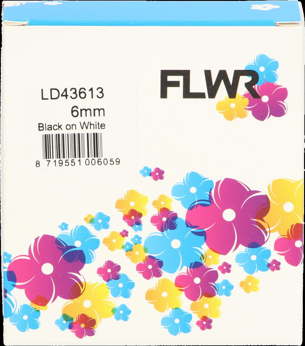FLWR Dymo 43613 zwart