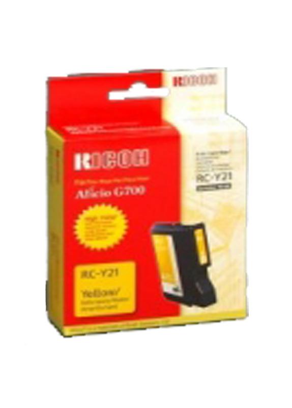 Ricoh Type RC-Y21 geel