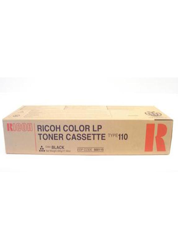 Ricoh Type 110 BK (toner) zwart
