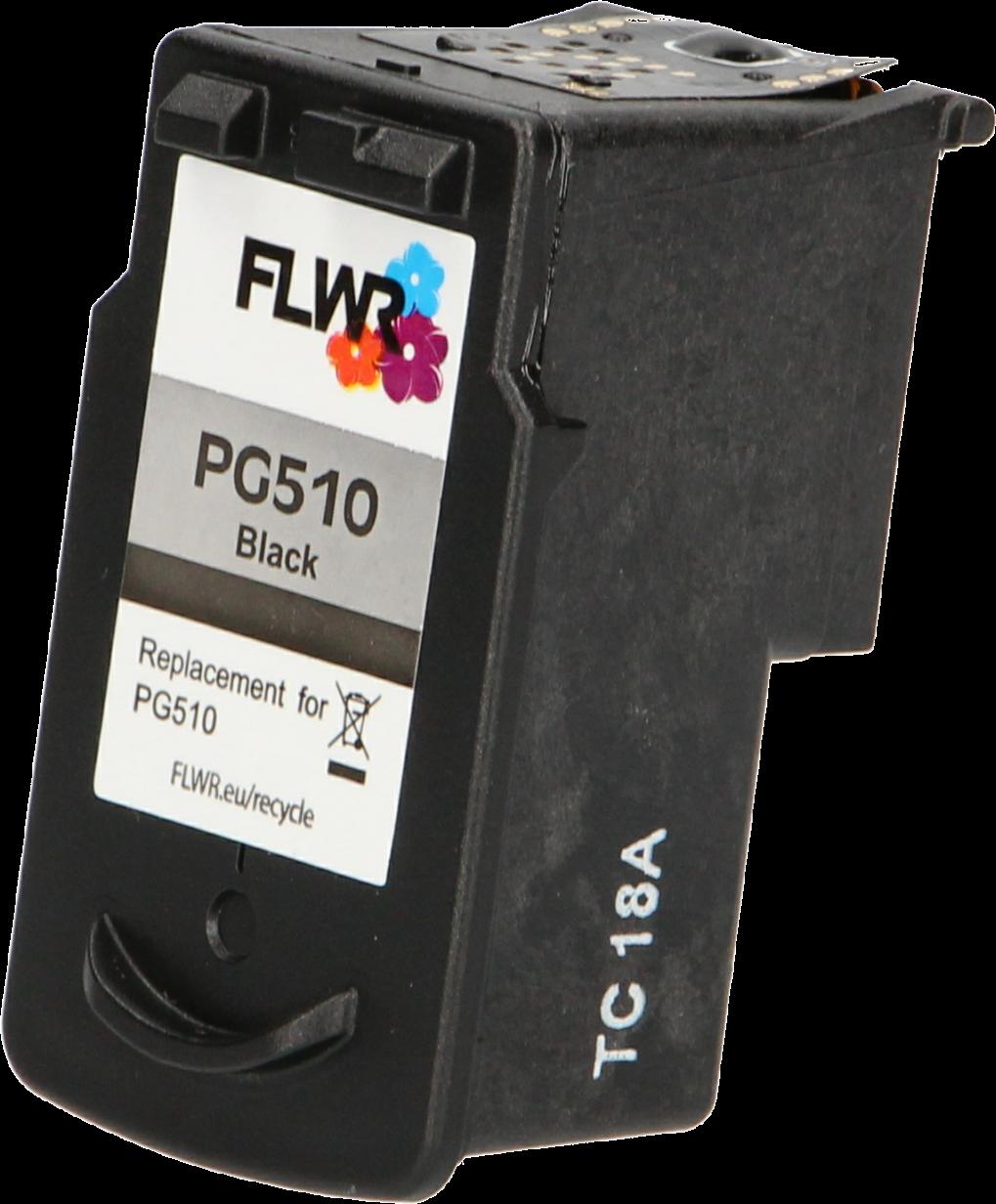 FLWR Canon PG-510 zwart