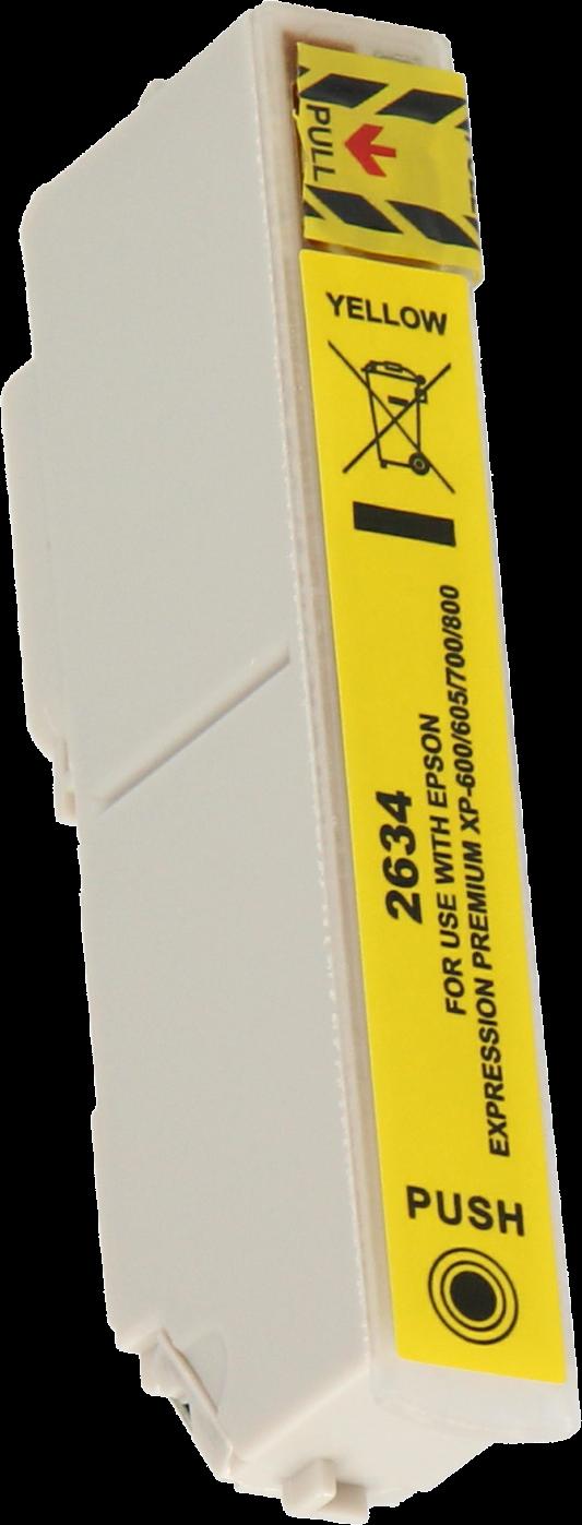 FLWR Epson 26XL geel