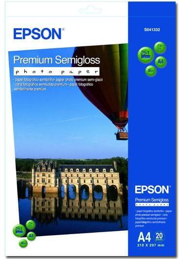 Epson S041332 Premium semi-glanzend A4