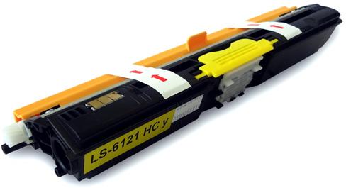 Huismerk Xerox Phaser 6121 geel