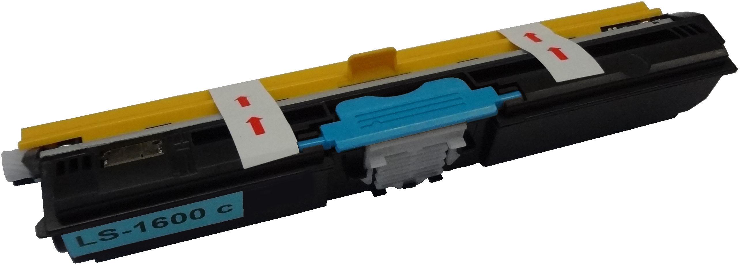Huismerk Epson C1600 / CX16 cyaan