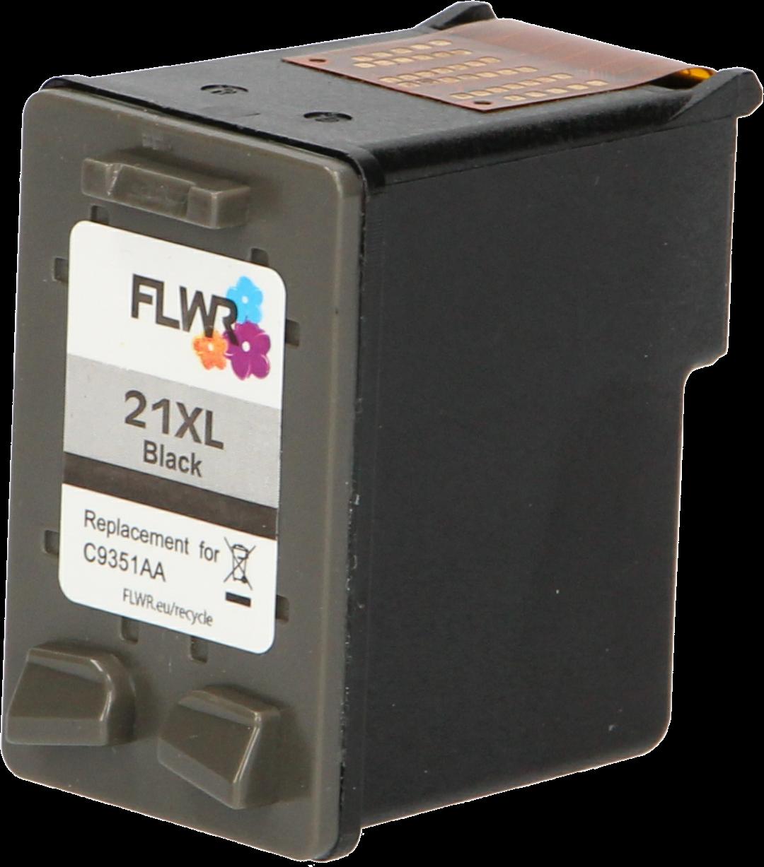 FLWR HP 21XL en 22XL Multipack zwart en kleur