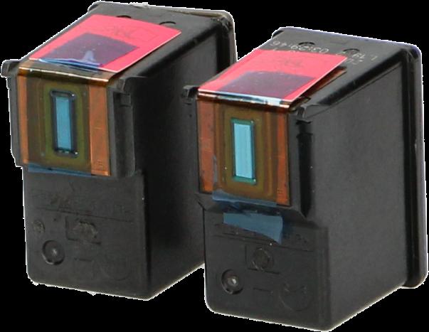 FLWR HP 56 en 57 Multipack zwart en kleur