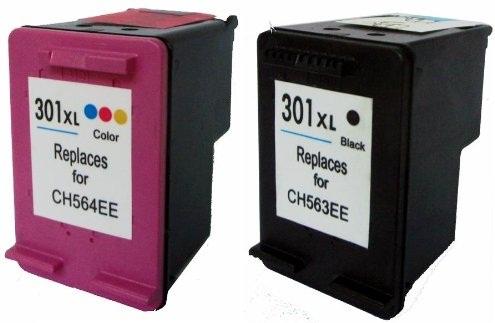 HP 301XL Multipack zwart en kleur