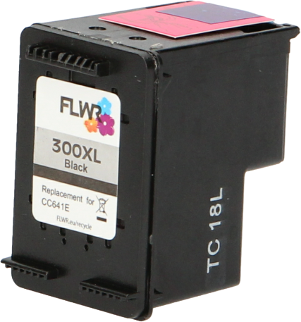 FLWR HP 300XL Multipack zwart en kleur