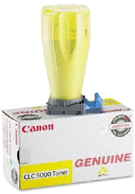 Canon CLC-5000 geel