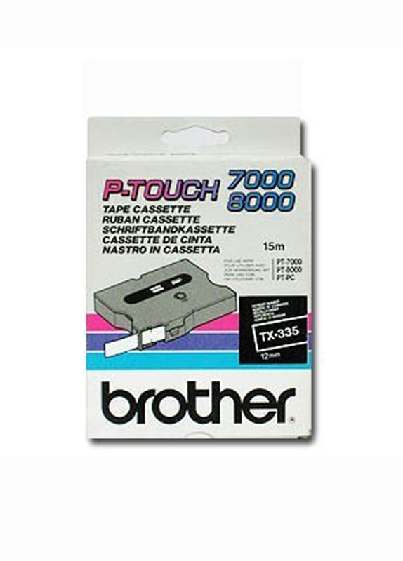 Brother TX-335 wit