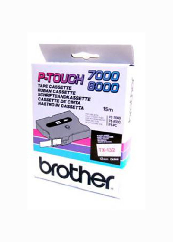 Brother TX-132 rood