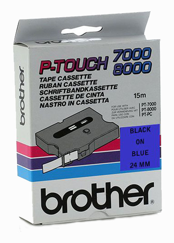 Brother TX-551 zwart