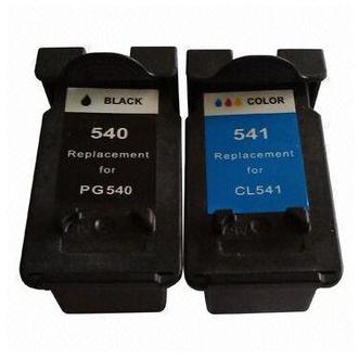 Canon PG-540XL / CL-541XL Multipack zwart en kleur