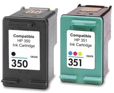 HP 350XL / 351XL Multipack zwart en kleur
