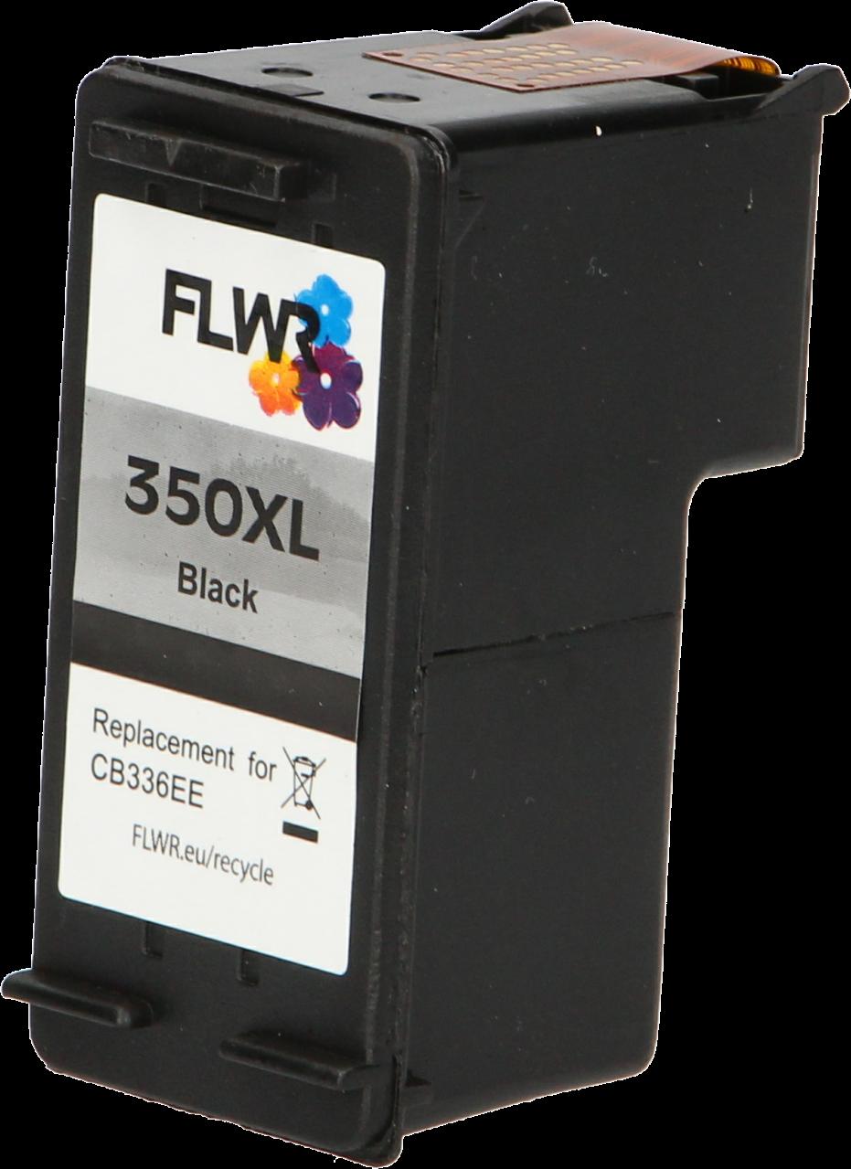 FLWR HP 350XL / 351XL Multipack zwart en kleur