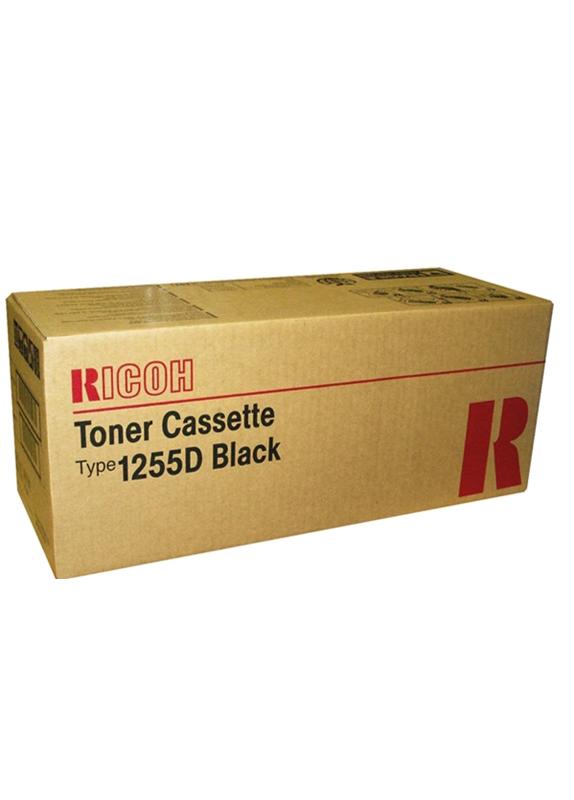 Ricoh Type 1255D (toner) zwart
